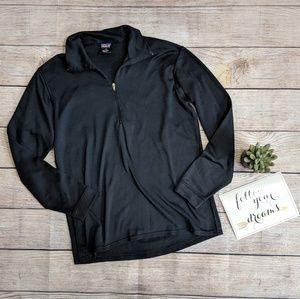 {Patagonia} quarter zip pullover